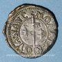 Monnaies Duché de Lorraine. Charles III (1545-1608). Denier. Nancy (1564-1574)