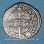 Monnaies Duché de Lorraine. Charles III (1545-1608). Liard. Nancy