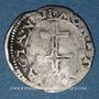 Monnaies Duché de Lorraine. Charles III (1545-1608). Six deniers. Nancy (1556-1561)
