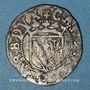 Monnaies Duché de Lorraine. Charles III (1545-1608). Sol ou carolus. Nancy (1562-1508)