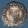 Monnaies Duché de Lorraine. Charles III (1545-1608). Sol ou carolus. Nancy (1564-1574). Inédit!