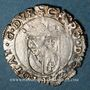 Monnaies Duché de Lorraine. Charles III (1545-1608). Sol ou carolus. Nancy