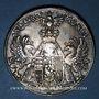 Monnaies Duché de Lorraine. Charles III (1545-1608). Tallar au buste âgé 1603 Nancy