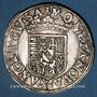 Monnaies Duché de Lorraine. Charles III (1545-1608). Teston au buste âgé (1582-1608), Nancy