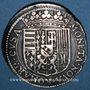 Monnaies Duché de Lorraine. Charles IV maître de quelques places (1638-1639). Teston 1638. Remiremont
