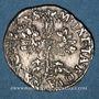 Monnaies Duché de Lorraine. Henri II (1608-1624). Gros. Nancy (1608-1618)