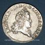 Monnaies Duché de Lorraine. Léopold (1697-1729). Double teston 1719. Nancy