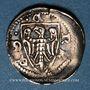 Monnaies Duché de Lorraine. Matthieu II (1220-1251). Denier. Sierck