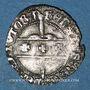 Monnaies Duché de Lorraine. René II d'Anjou (1473-1508). Double denier. Nancy