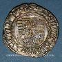 Monnaies Duché de Lorraine. René II d'Anjou (1473-1508). Gros. Nancy. Variante inédite !