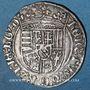 Monnaies Duché de Lorraine. René II d'Anjou (1473-1508). Gros. Nancy