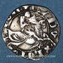Monnaies Duché de Lorraine. Thiébaut II (1303-1312). 1/4 de gros dit spadin. Nancy