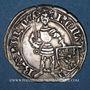 Monnaies Lorraine. Duché de Bar. René I (1419-1480). Gros. Saint-Mihiel