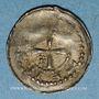 Monnaies Lorraine. Evêché de Metz. Frédéric de Pluvoise (1171-1173). Denier