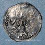 Monnaies Lorraine. Evêché de Verdun. Thierry le Grand (1047-1088). Denier