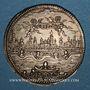 Monnaies ALLEMAGNE. AUGSBOURG. Bicentenaire de la Confession d'Augsbourg. Frappe en argent du ducat de 1730