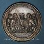 Monnaies Allemagne. Spire. 300e anniversaire de la naissance du Protestantisme. 1829. Médaille argent