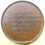Monnaies Antoine-François-Henri Lefèbre de Vatimesnil (1789-1860). Médaille en bronze. 50 mm
