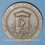 Monnaies Belgique. Exposition Universelle de Bruxelles 1935. Médaille bronze. 32,08 mm