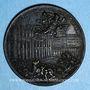 Monnaies Benoît XIII (1724-1730). Jubilée de 1725. Médaille bronze
