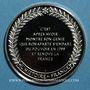 Monnaies Bonaparte. Grand génie militaire. Médaille argent. 34,2 mm.