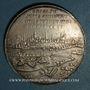 Monnaies Breisach. Prise de Breisach (Vieux-Brisach), 1638. Médaille argent