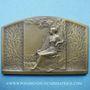 Monnaies Centenaire des Etablissements Flageollet à Zainvillers (Vosges) 1830-1930 plaquette br 49,2 x 74,2mm