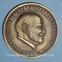 Monnaies Dr Albert Beauregardt. Ecole dentaire de Paris. Médaille bronze