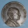 Monnaies Dr Jean Duclos, professeur à la Faculté de médecine de Lyon (1950-1962)... Médaille bronze
