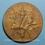 Monnaies Election de Sadi Carnot. 3 décembre 1887 (1888). Médaille bronze
