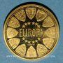Monnaies Europa. Projet 1981. Module de 20 francs