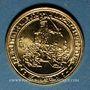 Monnaies Le franc de Jean le Bon. Médaille or. Module 20 francs. 1981. 1000/1000. 6,45.