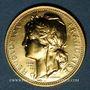 Monnaies Module 20 francs 1980. Marianne. R/: prise de la Bastille.  1000 /1000.  6,45 g.