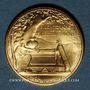 Monnaies Module 20 francs 1985. Marianne. R/: déclaration des Droits de l'homme.  1000 /1000.  6,45 g.