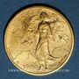 Monnaies Module 20 francs 1990. Marianne.  1000 /1000.  6,45 g.
