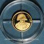 Monnaies Napoléon I (1769-1821). Médaille or. 585 /1000. 0,5 g