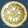 Monnaies Napoléon I. Bicentenaire de sa naissance. 1769-1969. Médaille en or