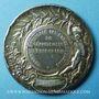Monnaies Eure et Loir. Chambre Syndicale des Entrepreneurs. Médaille en argent. 40 mm. Gravée par A. Rivet