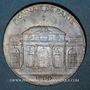 Monnaies Exposition Universelle de 1900. La Monnaie. Médaille en bronze. 37,5 mm. Gravée par A. Patey