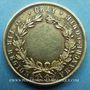 Monnaies Gray. 2e tir régional de Franche-Comté. Médaille en argent doré. 27,8 mm. Signé D. R.