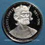 Monnaies Hugues Capet (987-996). Médaille argent. 38,5 mm.