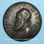 Monnaies Léon XI (1605). Médaille de restitution, bronze