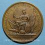 Monnaies Louis XIV. Bataille de Fleurus. Médaille bronze 1690