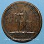 Monnaies Louis XIV. Paix de Westphalie. Médaille bronze 1648