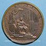 Monnaies Louis XIV. Régence d'Anne d'Autriche. Médaille bronze 1643
