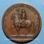 Monnaies Louis XIV. Seconde prise de Dôle. Médaille bronze 1674