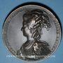 Monnaies Louis XVI et Marie-Antoinette. 1781. Médaille. Refrappe