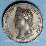 Monnaies Mariage à Paris de Napoléon I avec Marie-Louise d'Autriche. 1810. Médaille en argent. 16 mm