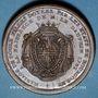 Monnaies Mariages de douze filles dotées par Les Etats - Naissance du Dauphin. 1781. Médaille bronze