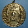 Monnaies Maurice de Nassau, prince d'Orange (1567-1625). Conquête du Pernambouc, 1630. Médaille argent doré.